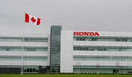 Honda to invest $857M in 3 Alliston plants in Ontario